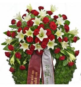 rote rose würzburg